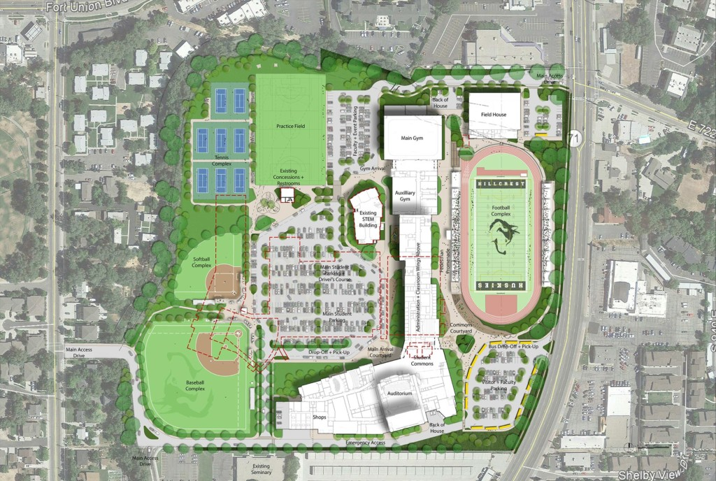 Hillcrest-High-School-Exterior-SITE-PLAN