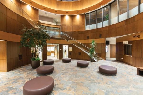 Miwok-Tribal-Administration-Interior-Atrium-Downstairs