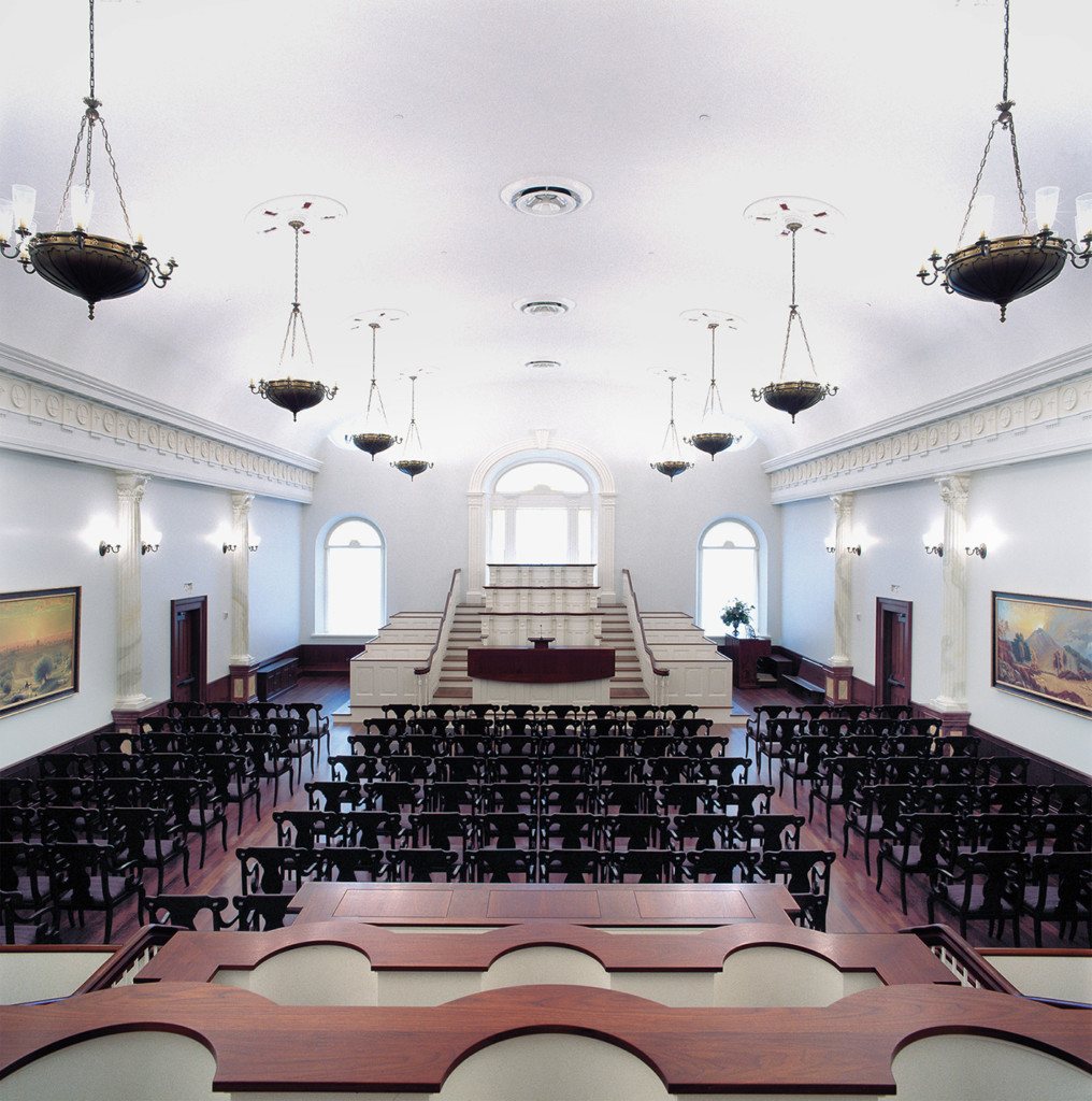 Southwest Interior Design: Nauvoo Illinois Temple