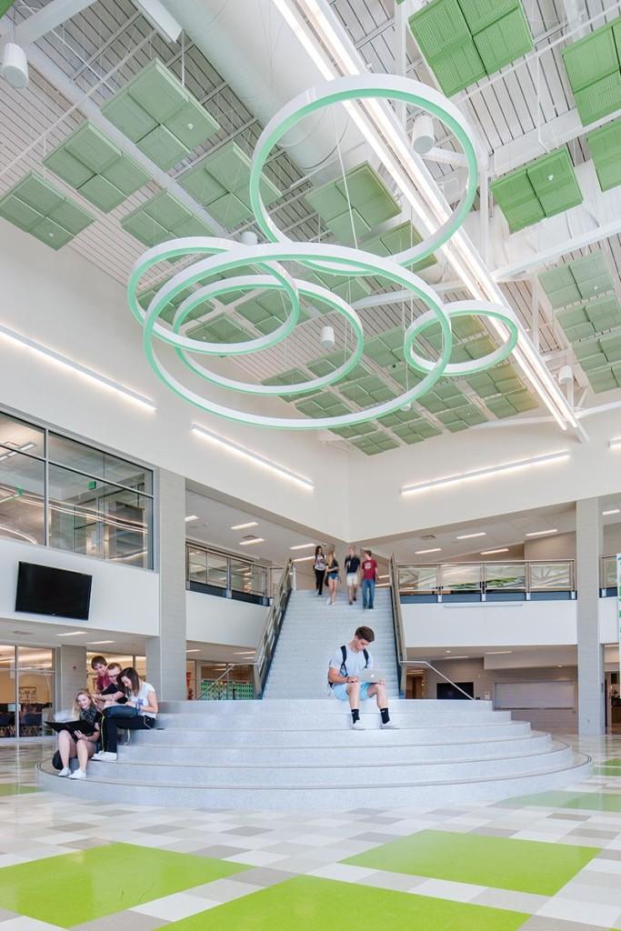 Amazing Olympus High School Ffkr Architects Home Interior And Landscaping Pimpapssignezvosmurscom