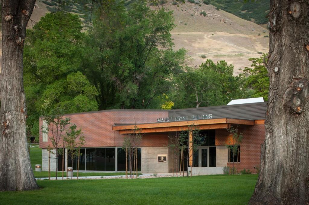 Utah-State-Hospital-Exterior-Payne-entrance