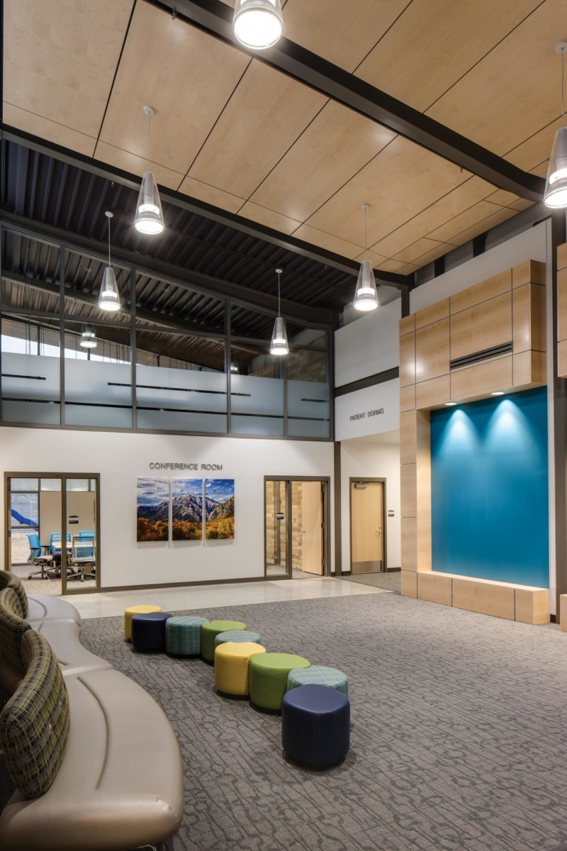 Mountain Springs Pediatric Complex Ffkr Architects