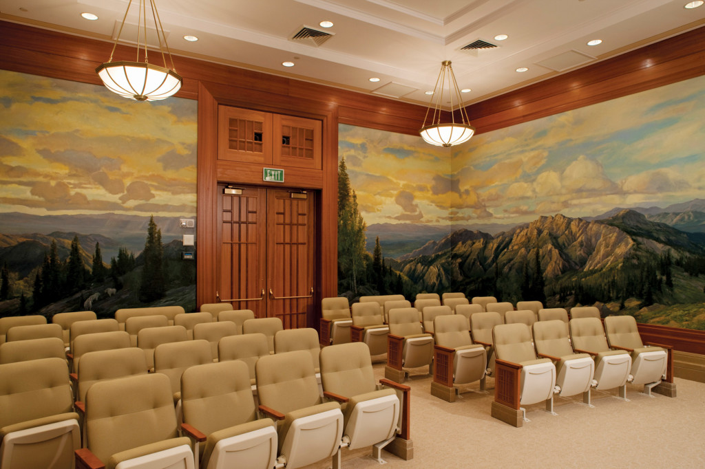 Draper Utah Temple - FFKR Architects