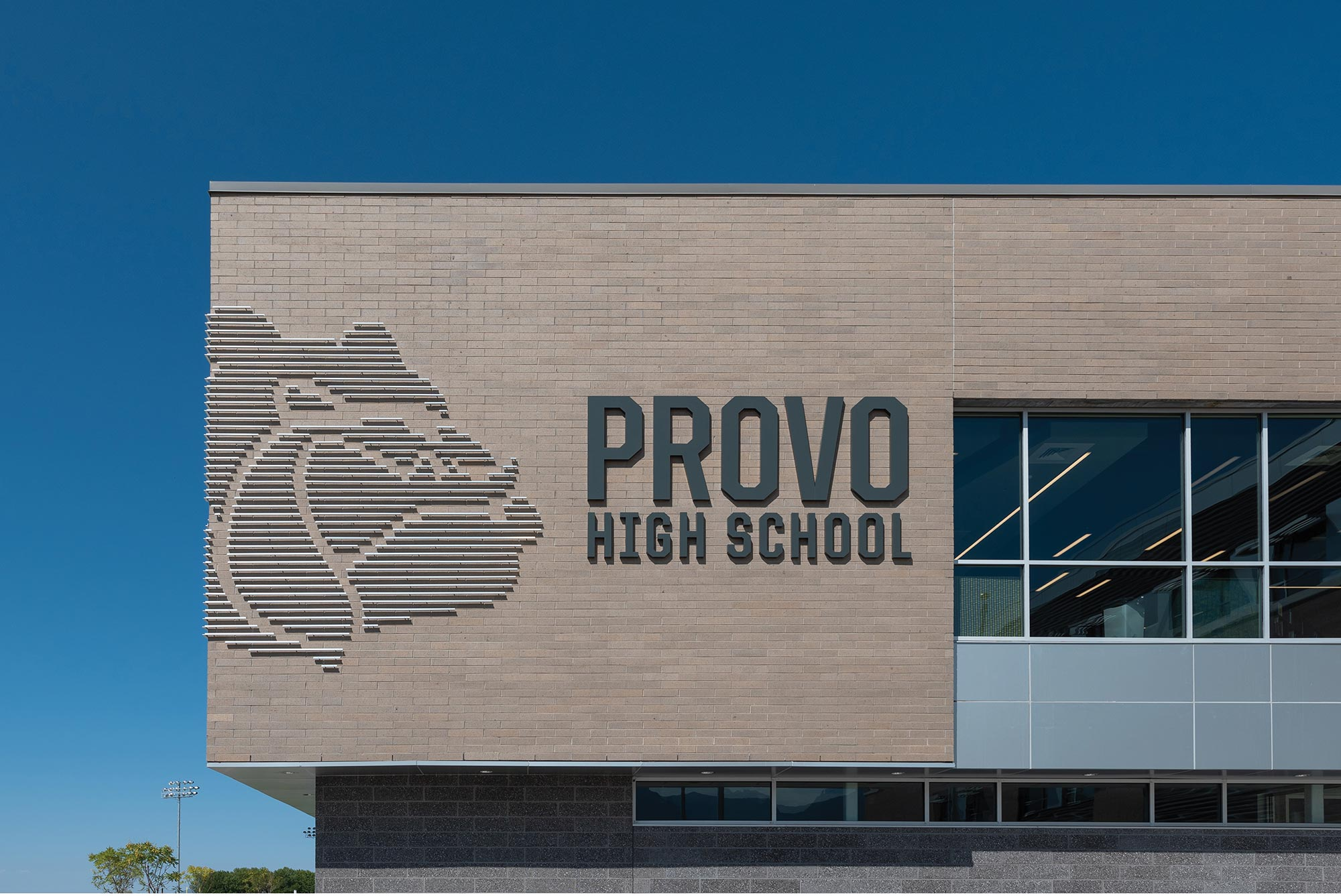 Provo-High-School-Exterior-Bulldog-Face-Sign