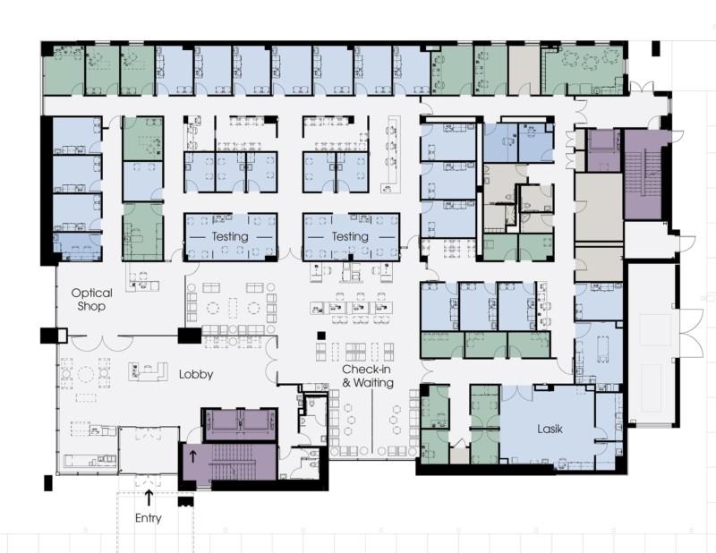 Midvalley Health Center Ffkr Architects
