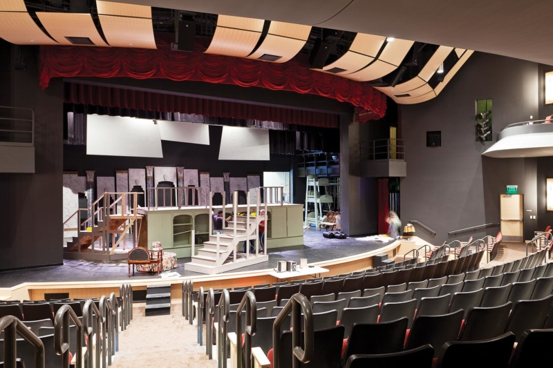 Davis-Center-for-the-Arts-Interior-stage-set